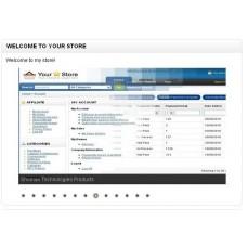 HomePage Image Scroller